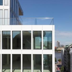10-geschossiges Büro- und Geschäftshaus, Alstertor 9 in Hamburg