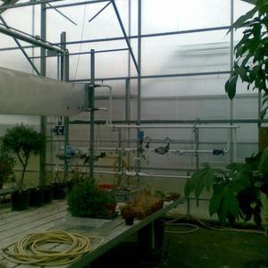 Sanierung Wärmeversorgung Leibniz Universität, Hannover, Bereich Gartenbau